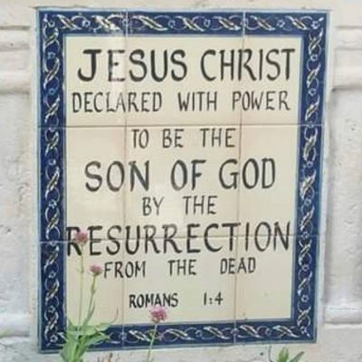 JESUS is LORD - Word of GOD banner