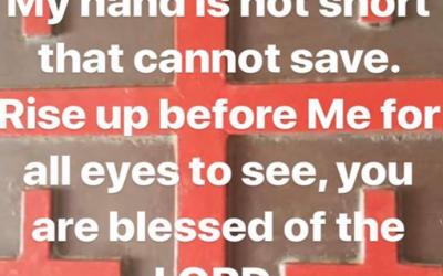 Prophetic Word 5th of Mar 2019 Love LORD Jesus