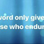 JESUS is LORD 04 05 2020 Prophetic Word Love LORD Jesus Christ