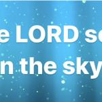JESUS is LORD 10 08 2020 Prophetic Word Love LORD Jesus Christ